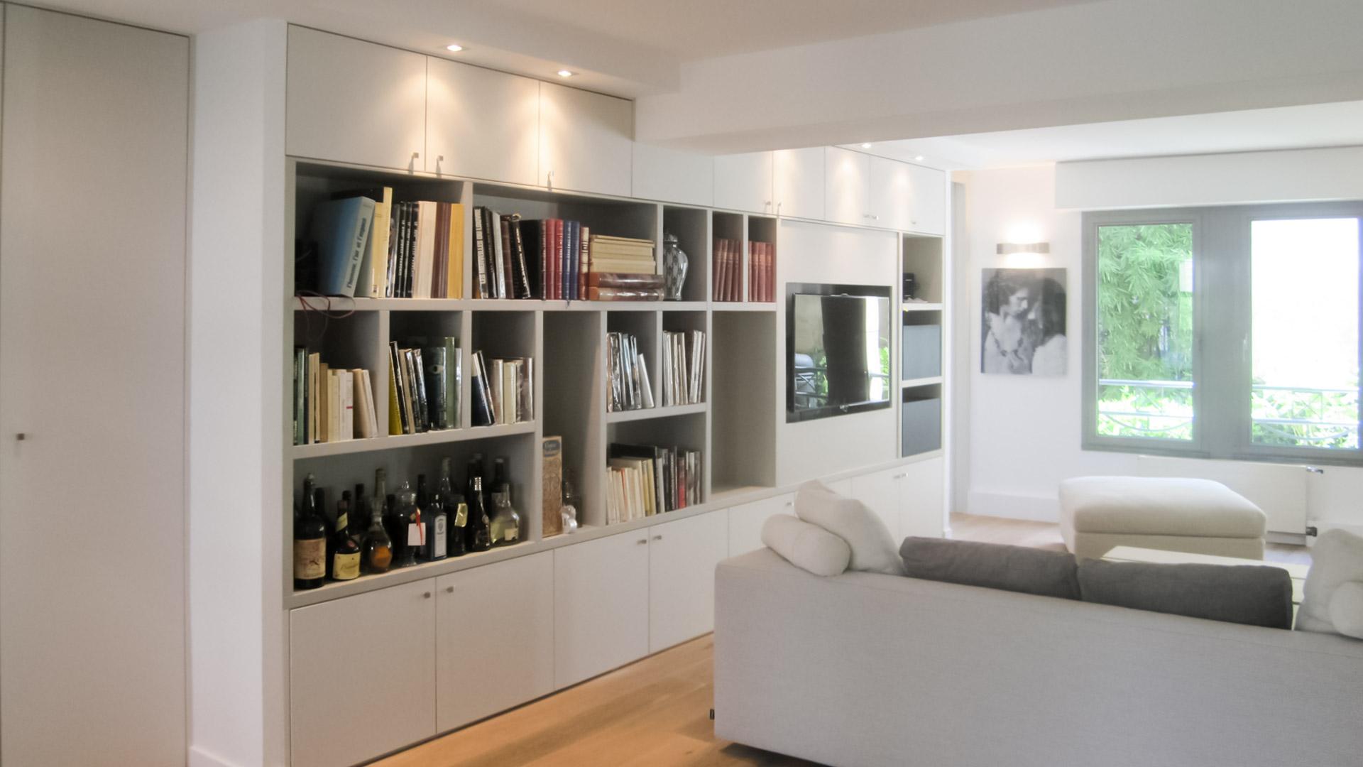 bibliotheque-menuiserie-loft