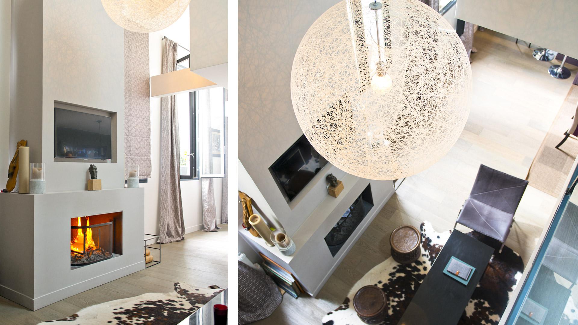cheminee-salon-loft-boulogne