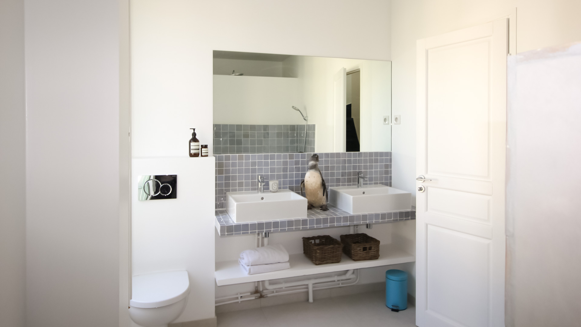 Maison fontenay sous bois julie delacommune - Salle de bains enfant ...